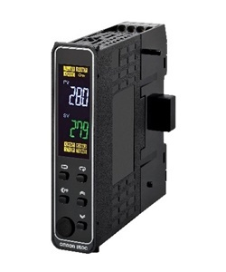 図1:温度調節器「形E5DC-B」シリーズ
