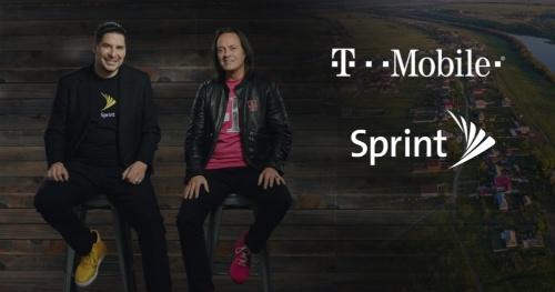 スプリントとTモバイルUSは2018年4月に経営統合を発表