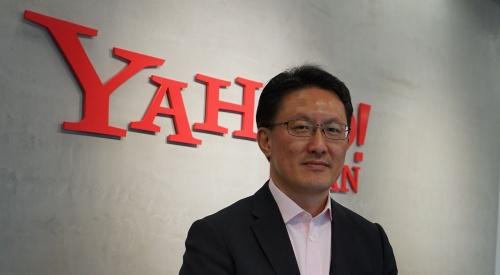 ヤフーの中谷昇執行役員政策企画統括本部長