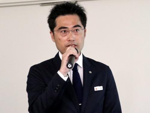 東京急行電鉄の八巻善行フューチャー・デザイン・ラボ事業創造担当プロジェクトリーダー