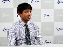 新エネルギー・産業技術総合開発機構 スマートコミュニティ部の廣瀬圭一氏
