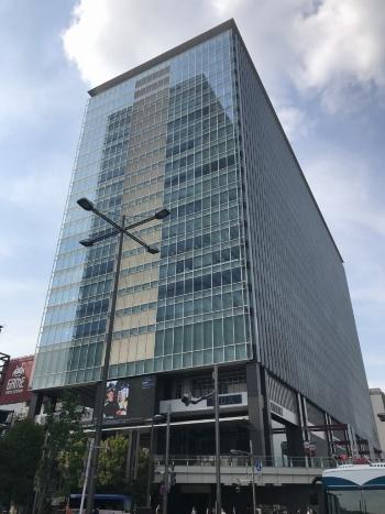 三菱UFJニコスの本社が入るビル