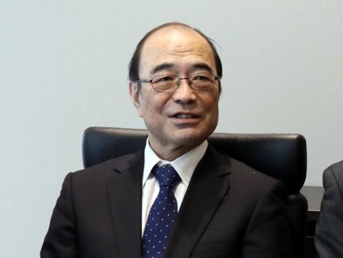 日本郵便の鈴木義伯専務執行役員CIO