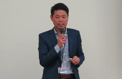 図1 DSMジャパン取締役の姜信良氏