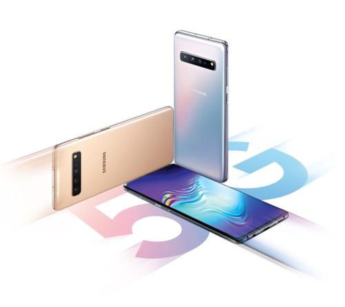 絶好調の「Galaxy S10 5G」