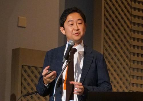 本田技研工業の福森穣経営企画統括部ビジネス開発部ビジネス開発課主任