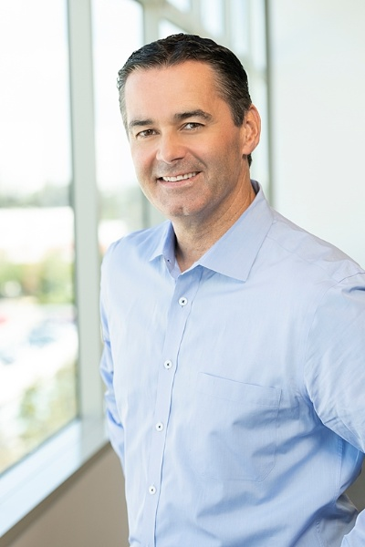 Daniel McNamara氏。Intelの写真