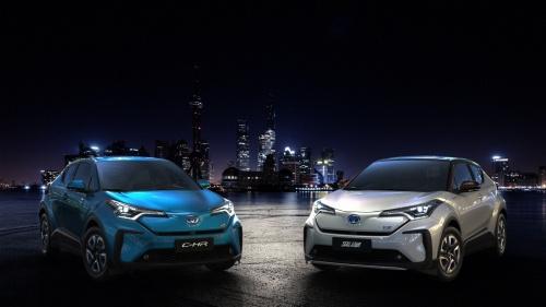 トヨタが2020年に中国市場で発売予定のEV