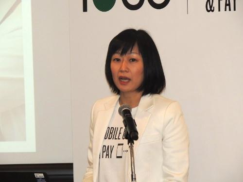 スターバックス コーヒー ジャパンの森井久恵チーフマーケティングオフィサー