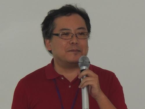 一般社団法人富士山チャレンジプラットフォームの福崎昭伸氏