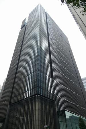 みずほフィナンシャルグループが入居するビル(東京・千代田)