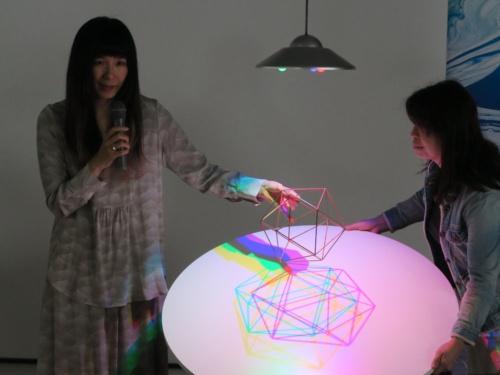 照明器具「RGB_Light」