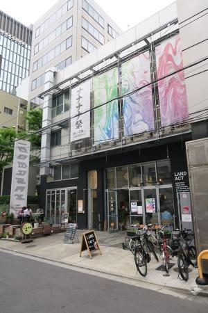 JR渋谷駅新南口から徒歩2分に位置する「100BANCH」