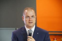 グループPSAインド・太平洋地区統括本部長のエマニュエル・ドゥレ氏
