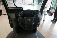 東京五輪で使用する低速EV「APM」