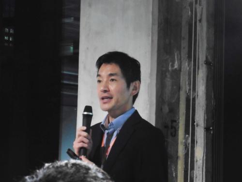 帝人ファーマ在宅医療事業本部在宅医療企画技術部門長の中川誠氏