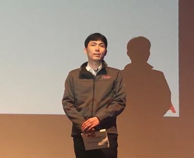 トヨタ自動車の前田篤彦コネクティッド先行開発部InfoTech室長