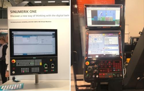 デジタルツインを実現する2つの新型NC装置