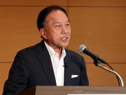 小田急電鉄の星野晃司社長