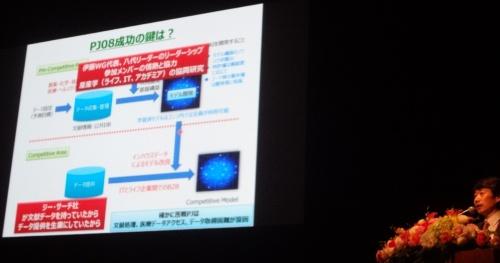 写真 LINC代表を務める奥野恭史・京都大学大学院医学研究科教授