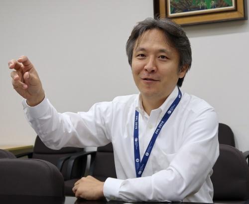 東芝 研究開発本部 研究開発センター コンピュータアーキテクチャ・セキュリティラボラトリーの辰村光介主任研究員