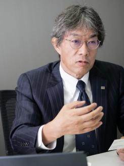 山本宏氏(写真:加藤康)