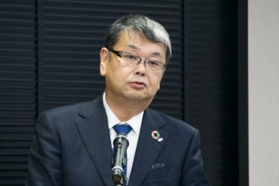 デンソー経営役員の松井靖氏