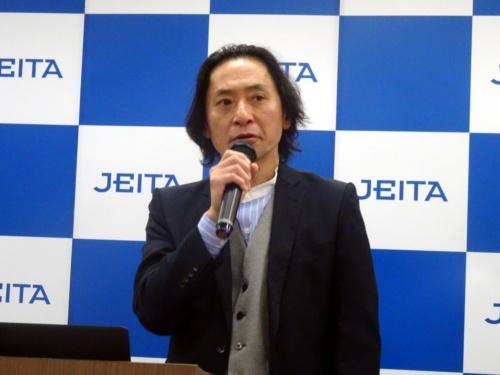 ALANコンソーシアムの代表でトリマティスCEOの島田雄史氏