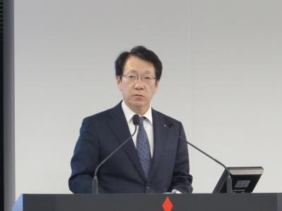 加藤隆雄氏