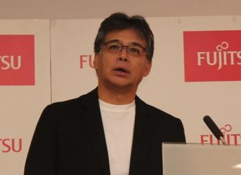 2019年6月に就任した富士通の時田隆仁社長は金融畑を歩んだ