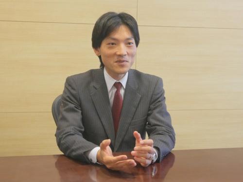 CIOシェアリング協議会の坂本俊輔理事