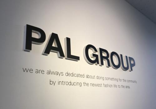パルグループホールディングスは40以上のブランドを運営し、全国に900店超の店舗を構える