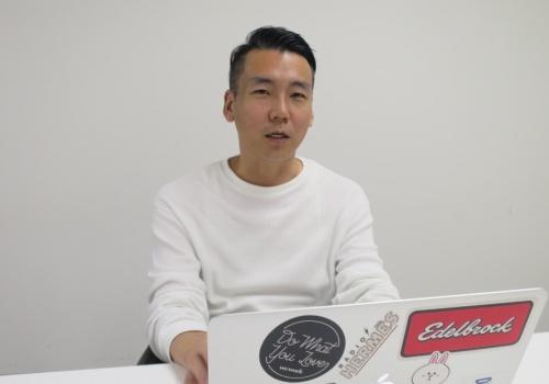 パルの堀田覚執行役員WEB事業推進室室長