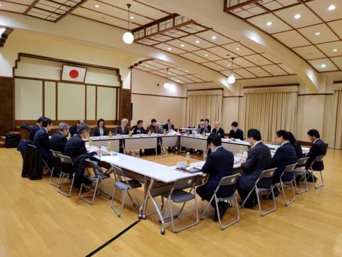文化庁が2019年11月27日に開催した「侵害コンテンツのダウンロード違法化の制度設計等に関する検討会」の第1回会合