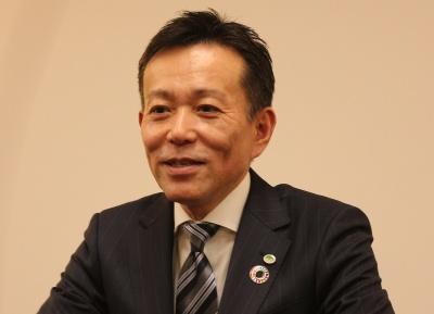 2020年1月に発足する新生日立ヴァンタラの会長兼CEOを務める徳永俊昭氏