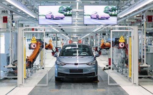 図2 VWはツヴィッカウ工場をEV専用に