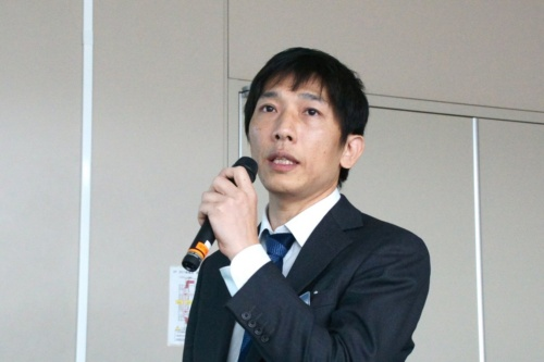 NTTデータの古賀篤氏