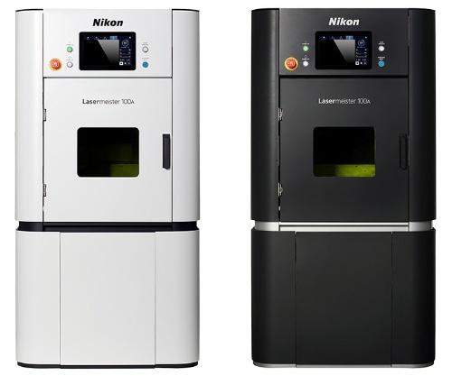 ニコンの金属3Dプリンター「Lasermeister 100A」