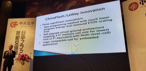 ChinaFlashが開発中の新型NORフラッシュメモリーの技術革新のポイント