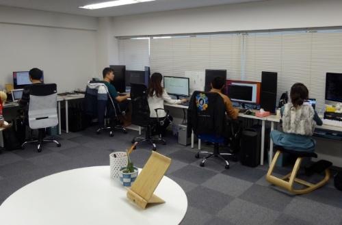 中国インファービジョン日本法人の開発拠点