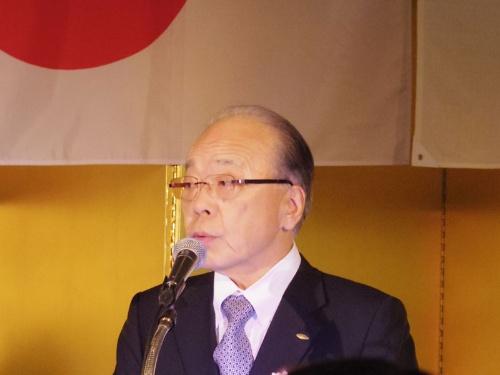 日本工作機械工業会の飯村幸生会長(東芝機械会長)