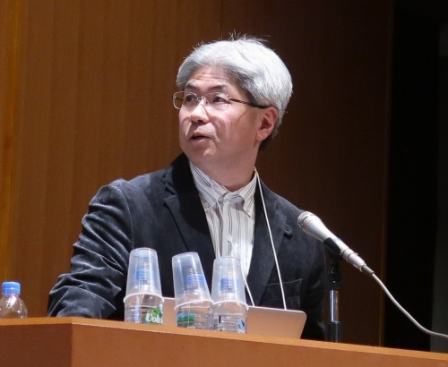産業技術総合研究所 情報数理研究グループの神嶌敏弘氏