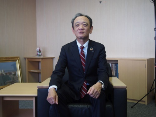 アイシン精機社長の伊勢清貴氏