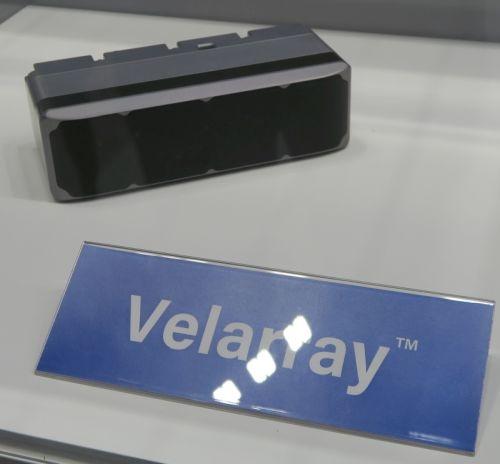 Velarray (動作品かどうかは不明)