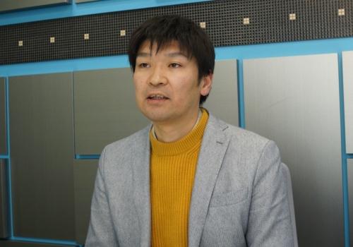バンダイナムコビジネスアーク情報システム部事業支援セクションネットワークエンターテインメントユニットチームの坂井龍彦氏