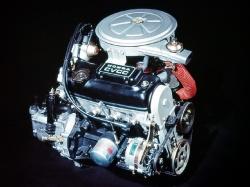 図3 ホンダのCVCCエンジン