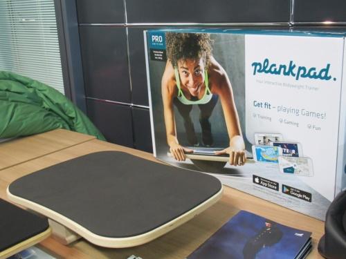 Plankpadが開発・販売するホームフィットネス製品