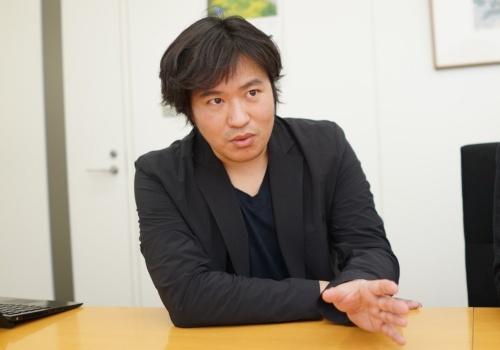 ソニーのR&Dセンター知的アプリケーション技術開発部2課の古川亮介氏