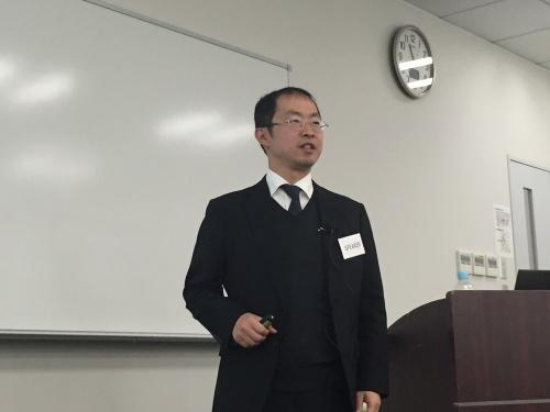 ジェムコ日本経営 本部長コンサルタントの古谷賢一氏
