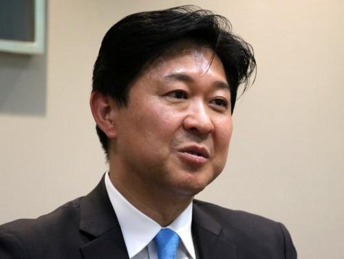 SAPジャパンの鈴木洋史社長